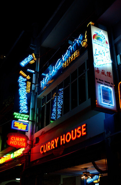 Curry House, Singapore