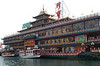 Jumbo, the world's largest floating restaurant, Hong Kong