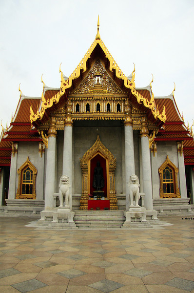 Palace Steps  - Thailand
