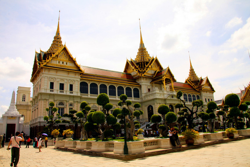 Temple Home - Thailand