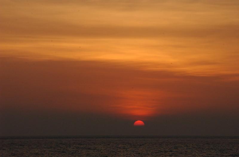 Sunset, Pangkor Laut Resort, Malaysia