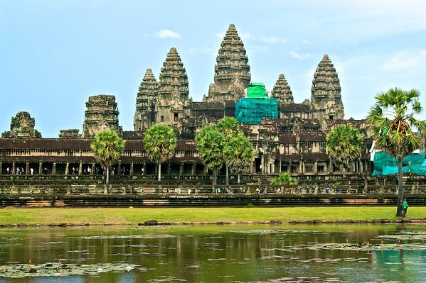 Angkor Wat Siem Reap, Cambodia July 2011