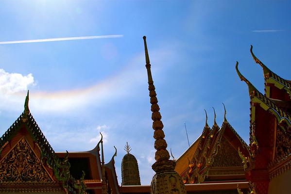 Wat Pho Bangkok, Thailand July 2011