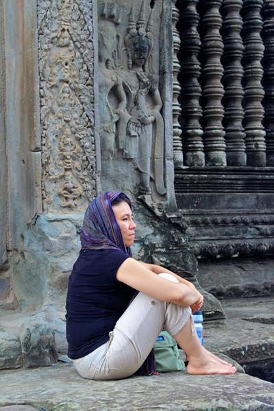 Angkor Wat, Cambodia July 2011
