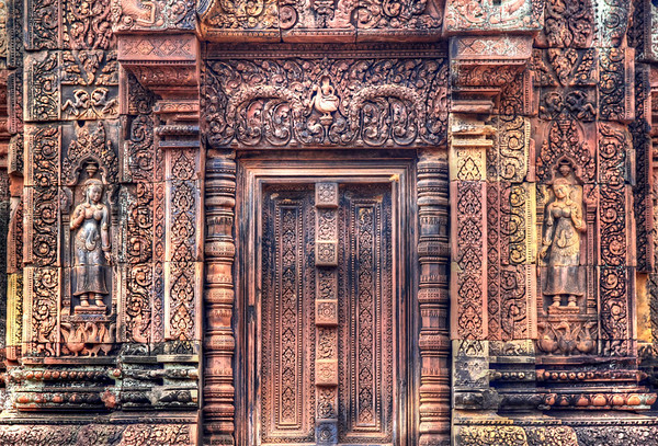 Bantay Srei, Cambodia
