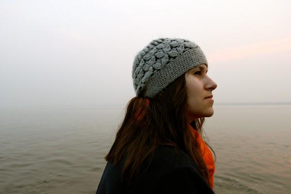 Sunrise on the Ganges Varanasi, India December, 2009