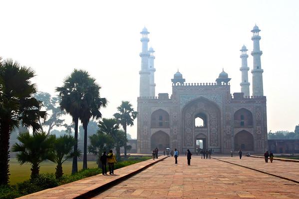 Sikandra Agra, India December 2009