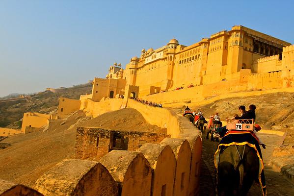 Jaipur, India January 2010