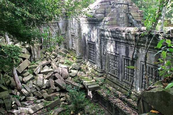 Beng Mealea, Cambodia July 2011