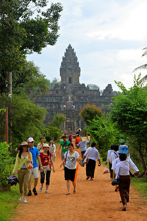 Bakong Siem Reap, Cambodia July 2011