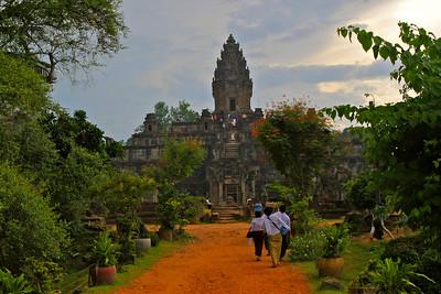 Rolous Temples, Cambodia