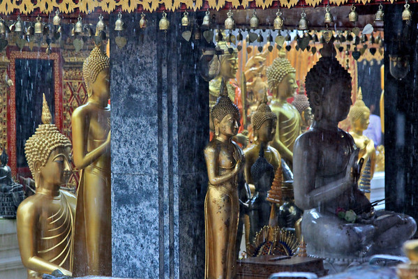 Wat Phrathat Doi Suthep Chiang Mai, Thailand July 2011