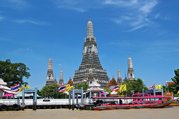 Wat Arun, Temple of the Dawn