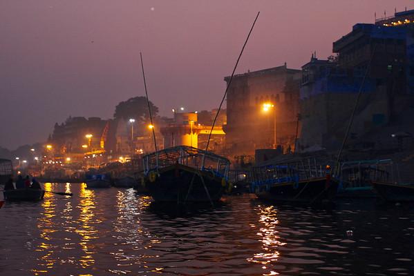 Varanasi, India December 2009