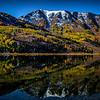 Beaver Lake near Marble Colorado