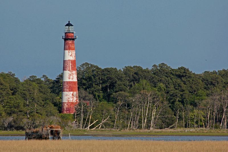 Assateague, VA  Lighthouse..