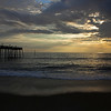 Early Morning - Sunrise at Kitty Hawk, NC   May 1, 2012