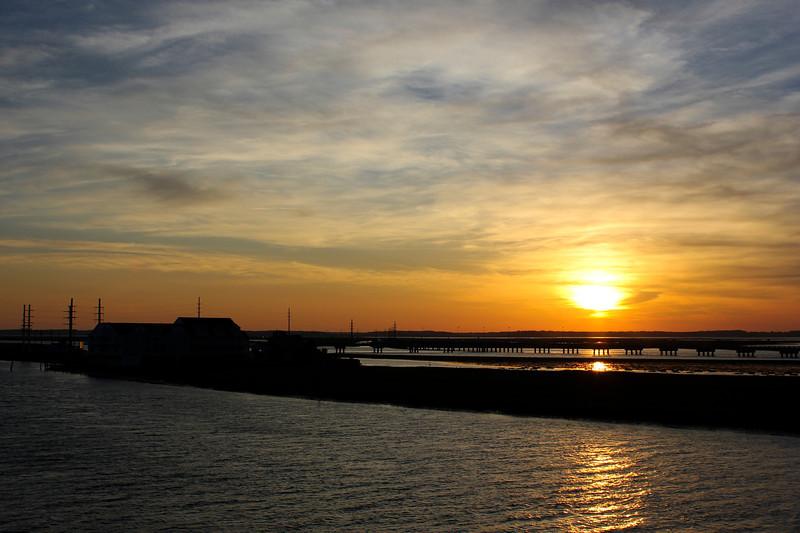 Chincoteague Sunset.