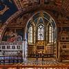 Frescoes - Basilica di San Francesco