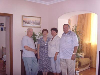 2013-08-25, Taisiya and Dmitriy Pankratovs
