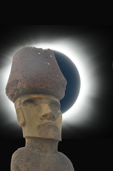 2010 Easter Island Eclipse