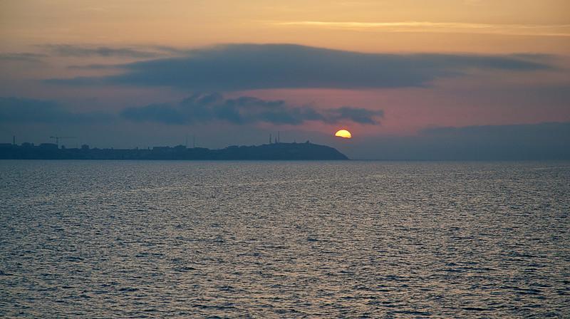 …and sunrises…