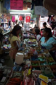 China in El Salvador! These are all imported products. Concepcion de Ataco, Ahuachapan, El Salvador.