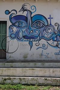Concepcion de Ataco, Ahuachapan, El Salvador.
