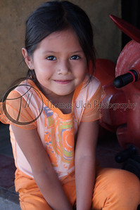 I wanted to put her in my backpack and take her home with me. She is so cute! Concepcion de Ataco, Ahuachapan, El Salvador.