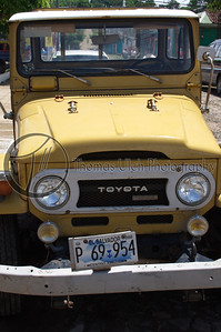 If you haven't figured it out yet, I love old trucks! Concepcion de Ataco, Ahuachapan, El Salvador.