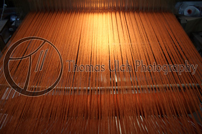 A loom lit by the afternoon sun. Concepcion de Ataco, Ahuachapan, El Salvador.