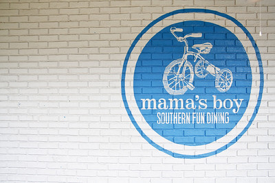 Mama's Boy. Voted best breakfast in Athens.