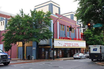 Georgia Theatre. Laura and I saw Explosions in the Sky here in 2012 -- great concert!
