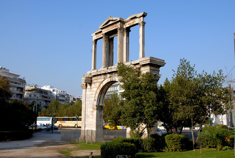 Athens - Temple of Olympia Zeus_0453