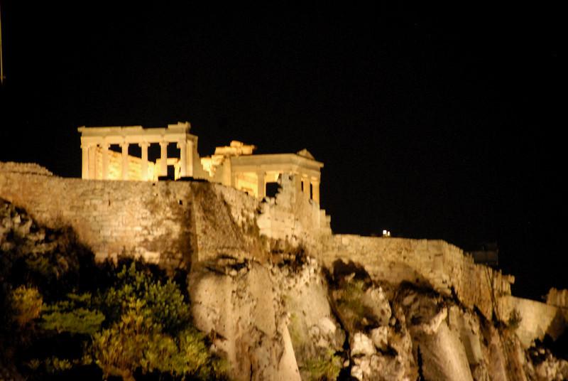 Athens - Acropolis @ night_0409