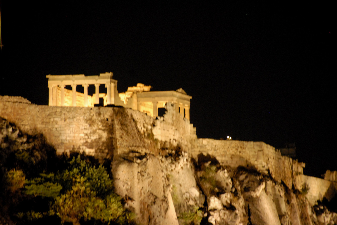 Athens - Acropolis @ night_0409