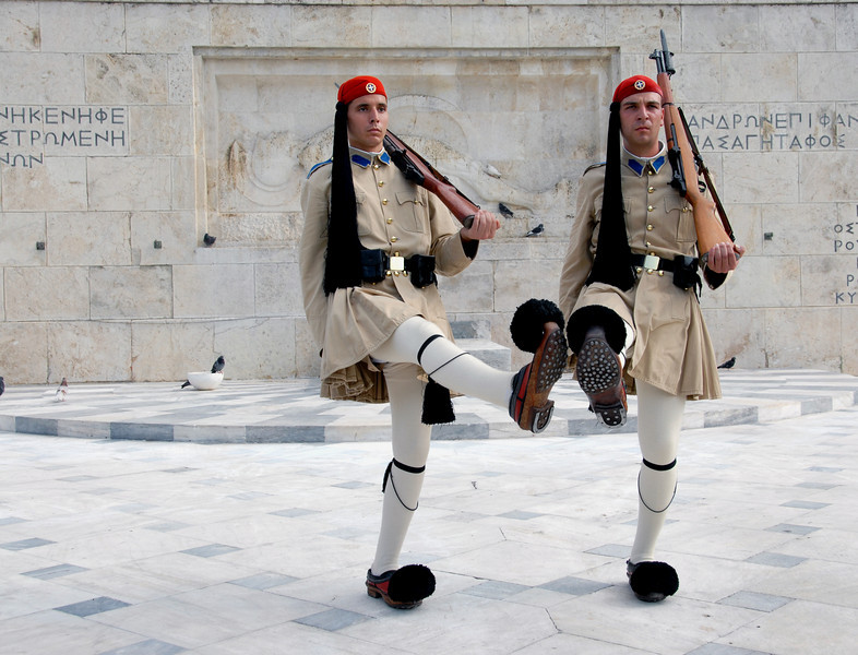 Athens = The Changing of the Guard_0263