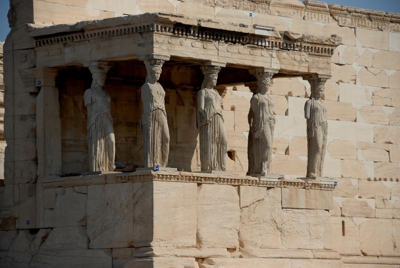 Athens - Acropolis - Erechthium - Porch of the Maidens_0583