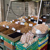 Assortment of dry fruits