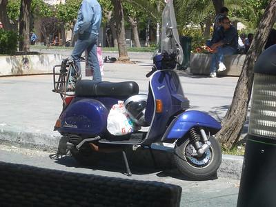 Athens, Greece, April 2007
