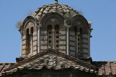 A Church, Athens, Greece