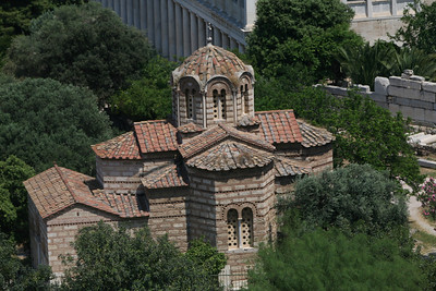 Panagia Kapnikarea Church, Athens, Greece