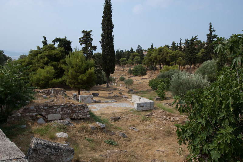 4M9F4904-19 Ruins from the Ancient Agora of Athens