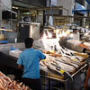 The fish market in Athens, Greece.