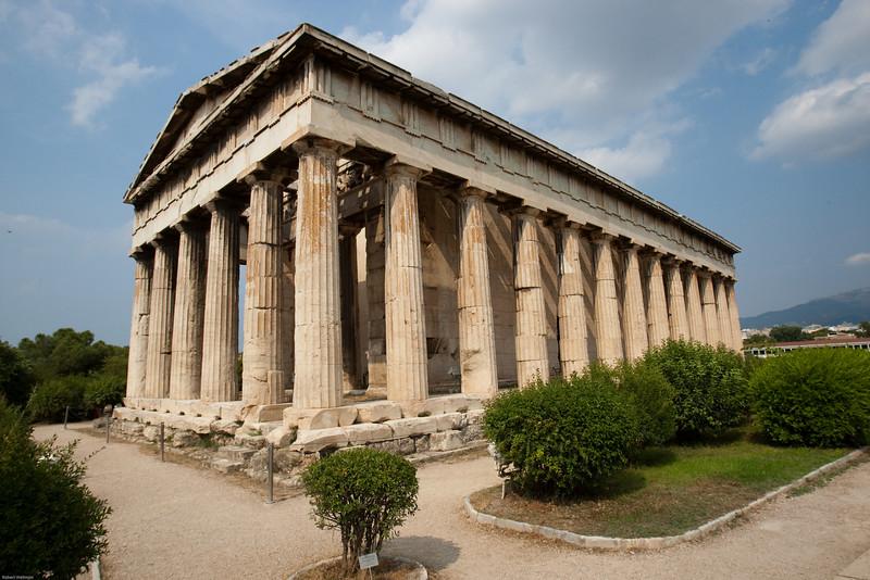4M9F4897-17 The Temple of Hephaestus