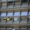 Reflection of Cars in Windows