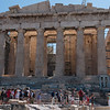 Front of the Parthenon
