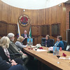 Reception at the Council Chambers, Athy. October 28, 2016.