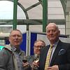 Geir Kløver, Marcus, Joe O'Farrell. Reception at the Council Chambers, Athy. October 28, 2016.