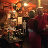 Music and dancing at Harry's Bar, Rosses Point, Co Sligo, October 19, 2018.